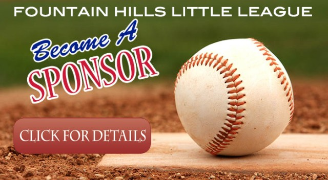 Fountain Hills Little League - Powered by LeagueToolbox