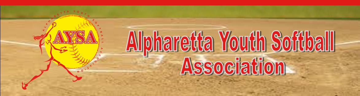 Alpharetta Youth Softball Association (AYSA) - Powered by LeagueToolbox